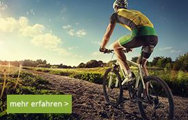 Unterwegs - Fahrrad