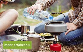 Unterwegs - Outdoor Kocher
