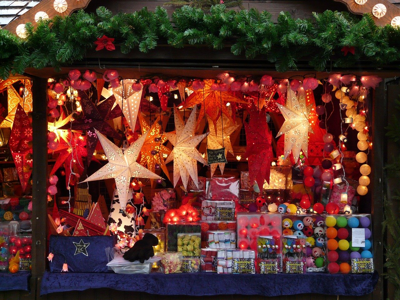 Weihnachtsmarkt Hamm